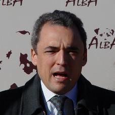 Rafael Simancas a favor de los animales de compañía