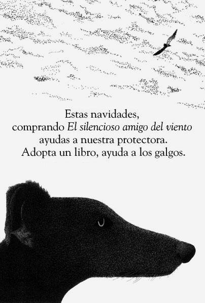 """Adquiere """"El silencioso amigo del viento"""" y ayuda a los animales de ALBA"""
