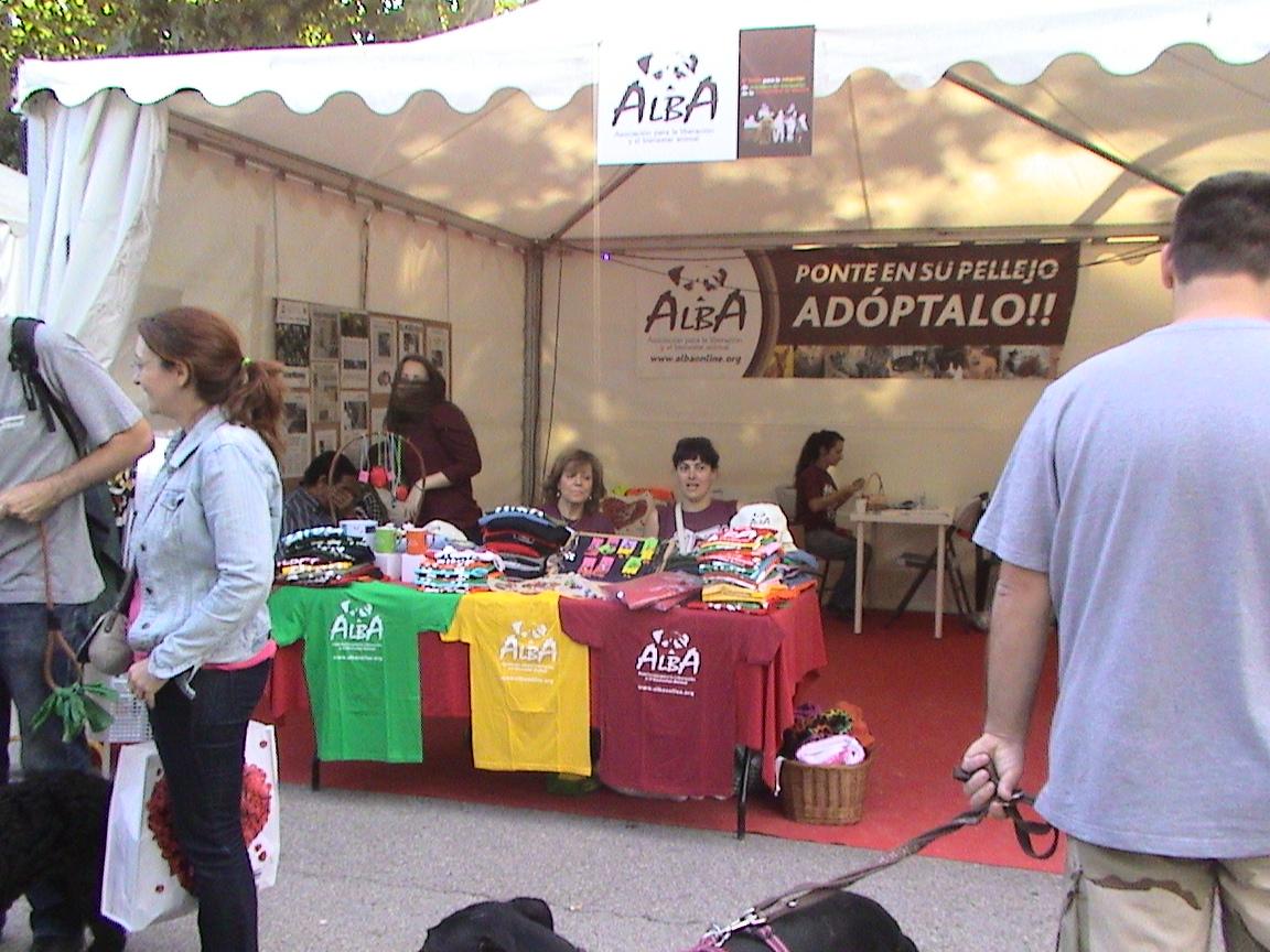 9ª Edición del Salón para la adopción de animales de compañía de la Comunidad de Madrid